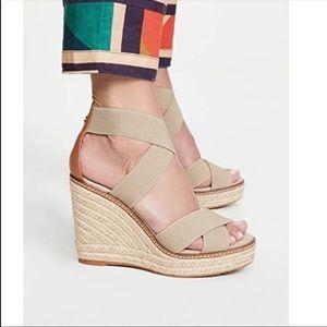 TORY BURCH sandals Frieda 100mm Espadrille…